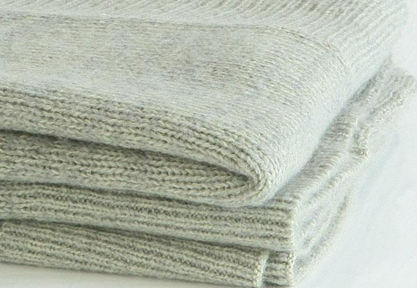Linen house andora throw